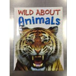 Wild About Animals 英文原版 疯狂小知识:动物 Miles Kelly