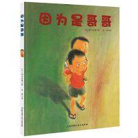 因为是哥哥・日本精选儿童成长绘本系列