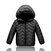 新款儿童轻薄羽绒男童棉衣女童棉袄小孩短款宝宝童装冬季外套
