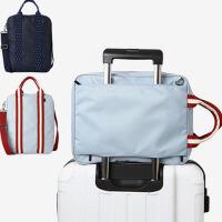 旅行袋收纳整理包 可套拉杆箱 大容量拉杆包  折叠防水衣物内衣收纳包