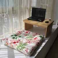 帆布坐垫 飘窗垫田园 沙发垫多色加厚舒适垫子蒲团 52*52cm