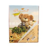 创意相册 泰迪熊相册 6寸100张相册 六个花色 1105