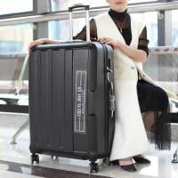 大容量32寸行李箱男拉杆 30寸大旅行箱万向轮 学生大号箱密码箱
