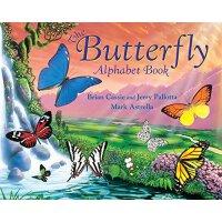 英文原版 The Butterfly Alphabet Book