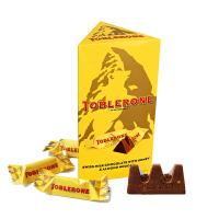 【当当海外购】瑞士进口 Toblerone三角牛奶巧克力含蜂蜜及巴旦木糖200g