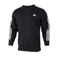 Adidas阿迪达斯 男装 2017新款运动圆领卫衣套头衫 BQ9645 现
