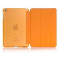 i pad air1保护套iPad5超薄休眠皮套全包边apad潮ipda保护壳iapd