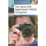 【预订】The Canon EOS Digital Rebel T1i/500d Companion