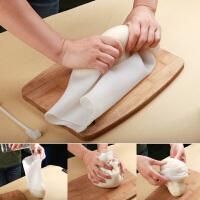 大号硅胶和面袋揉面袋家用烘焙工具厨房烘培用品加厚和面揉面垫子