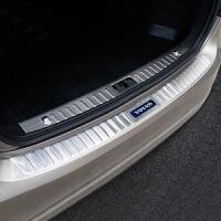 沃尔沃后备箱后护板xc60s60L改装护板s60门槛条专用内锁扣板护条改装