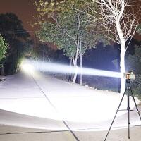 强光手电筒充电远程探照灯特种兵亮氙气灯1000w5000