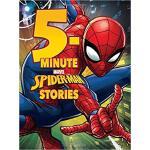 【预订】5-Minute Spider-Man Stories 9781484781425
