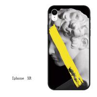iphone7苹果6s手机壳6plus硅胶xr软壳5s防摔8x情侣xs max潮男女款