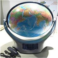 32cm中英文政区博目智能语音地球仪-11-32-91( 货号:750302621)
