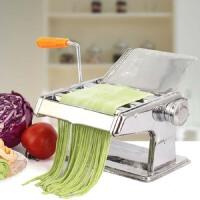 家用面条机小型压面机手动不锈钢擀面机饺子馄饨皮机