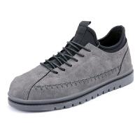 特大码男鞋45韩版潮流百搭板鞋男士休闲运动鞋46加大号47学生鞋子