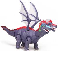 儿童电动恐龙玩具仿真声音灯光恐龙模型超大号霸王龙暴龙