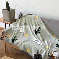 小毛毯70×100cm盖毯被子婴儿床午休单人床午觉搭配房间加厚