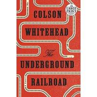 The Underground Railroad 地下铁道【英文原版 奥巴马夏季阅读书单、奥普拉推荐、精装】