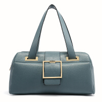 包包潮流新款欧美复古波士顿枕头包大包手提包单肩斜挎包女包