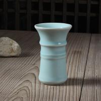龙泉青瓷 小花瓶 陶瓷 香炉瓶 香瓶香具 香道用品 佛堂用品 新款