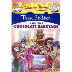 【预订】Thea Stilton and the Chocolate Sabotage