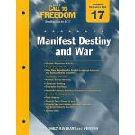 【预订】Holt Call to Freedom Chapter 17 Resource File: Manifest