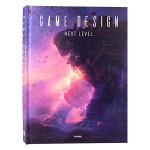 现货包邮 英文原版Game Design Next Level全球知名CG插画师游戏动画场景设计游戏动漫原画艺术设计书