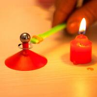 儿童物理科学实验玩具 科普器材科技小制作DIY玩具 固体热胀冷缩