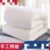新疆手工棉被加厚保暖花被子冬被被芯棉絮床垫被褥子棉胎