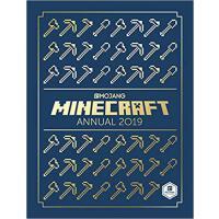 现货 我的世界官方年鉴 2019 英文原版 Minecraft Annual 2019 精装 by Mojang AB