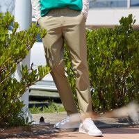 【1件3折到手价:50.7】美特斯邦威休闲裤男士夏季新款复古潮流韩版ins裤子男直筒