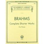 【预订】Complete Shorter Works: Piano Solo 9780793545193