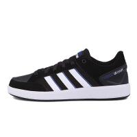 阿迪达斯Adidas DB0398网球鞋男鞋 低帮轻便帆布鞋轻便运动鞋休闲鞋