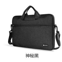 联想Ideapad 320S 15.6英寸电脑包男女轻薄笔记本手提单肩包防水 15.6英寸