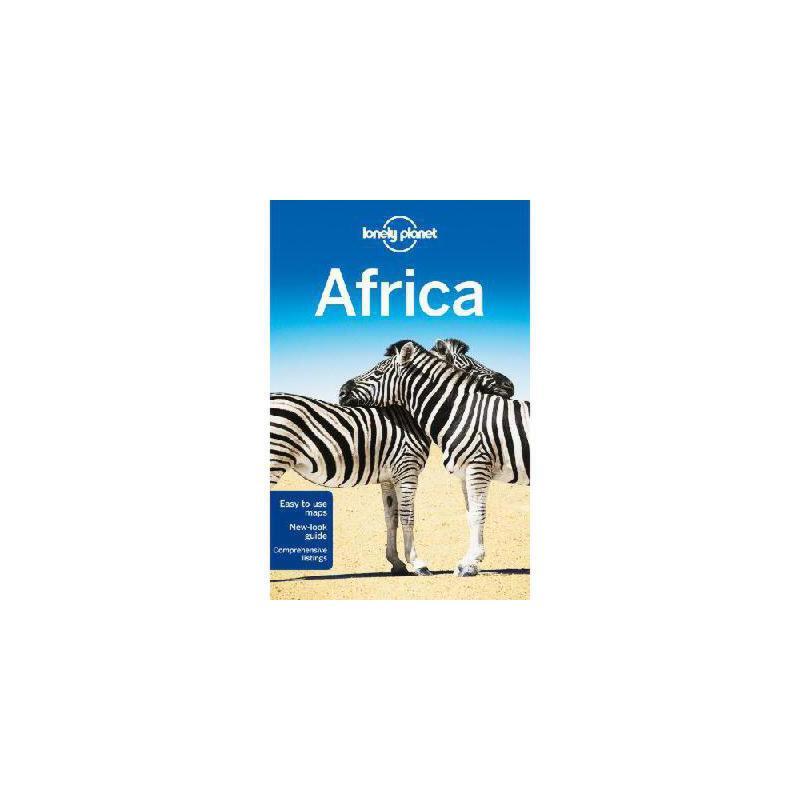 Lonely Planet Africa 英文原版 孤独星球多国旅行指南:非洲