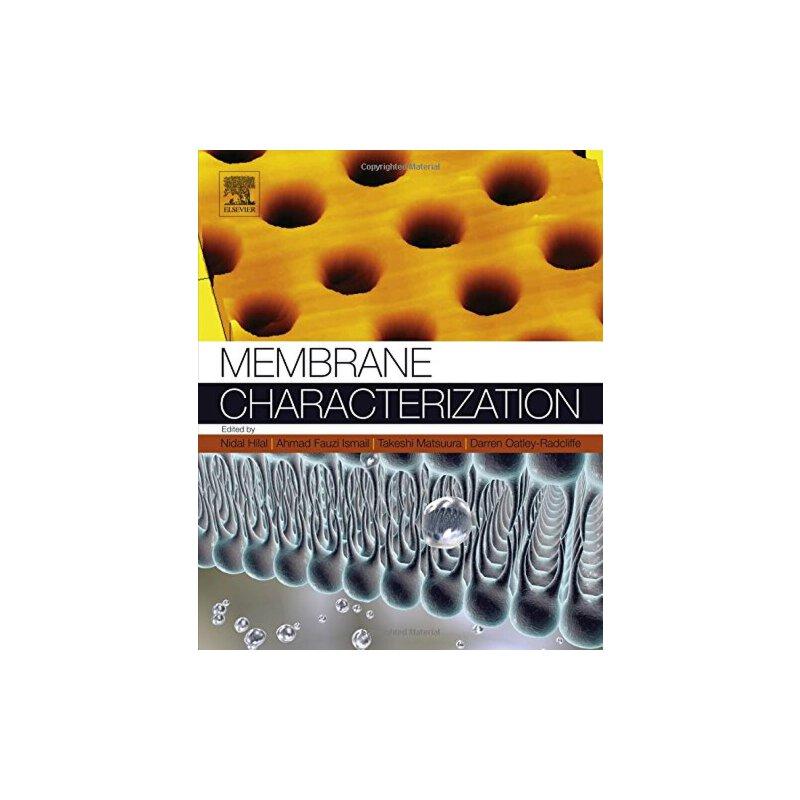 【预订】Membrane Characterization 9780444637765 美国库房发货,通常付款后3-5周到货!