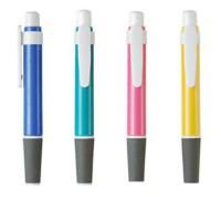 油笔圆珠笔芯 0.7mm可印logo办公文具用品蓝色圆珠笔批发