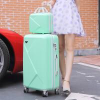 拉杆箱女旅行箱包密码箱男行李箱皮箱学生箱24寸26寸28寸