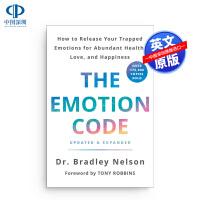 现货英文原版 情感密码 The Emotion Code Bradley Nelson 消除情感包袱 自我治愈 心理书籍