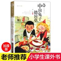 盛世中国原创儿童文学大系:中国兔子德国草 周锐著 晨光出版社