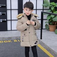 5到12岁11男童装10冬季9男孩子8小学生7冬天6冬装棉衣服保暖外套