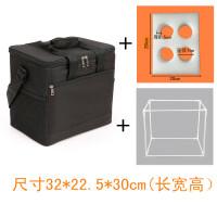 加厚外卖保温箱20L小号外送快餐包户外便携