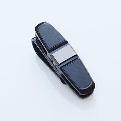 多功能汽车用眼镜夹子 车载遮阳板眼镜盒 车内眼睛支架名片卡片夹 汽车用品