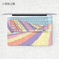 苹果电脑保护壳贴膜 MacBook Air贴纸 Mac 笔记本保护膜 Retian 创