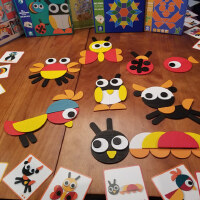 七巧板儿童智力拼图男孩女童早教蒙3-6周岁4-7氏具积木质益智玩具