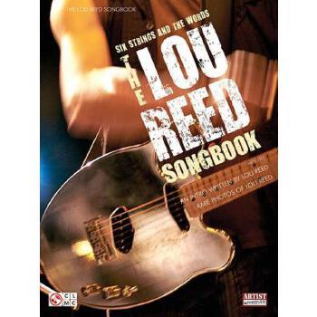 【预订】The Lou Reed Songbook: Six Strings and the Words 预订商品,需要1-3个月发货,非质量问题不接受退换货。