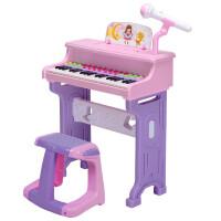 ?幼儿童早教电子琴小钢琴玩具1-2-3-4岁男孩女孩宝宝女童生日礼物?