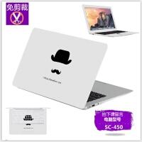 联想Y450 Y430P Y410P Y410 Y400笔记本贴膜电脑外壳贴纸保护贴膜
