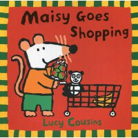 Maisy Goes Shopping 小鼠波波系列:波波去购物 [3-7岁]